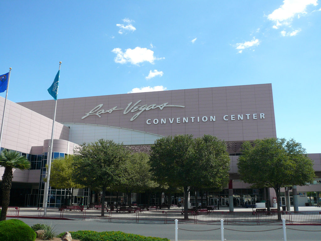 las vegas convention center venue