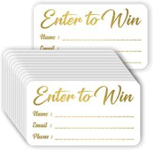 Trade Show Contest Idea